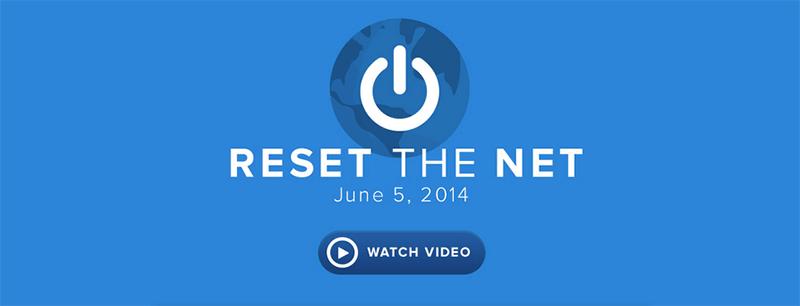 5 июня 2014 года — всемирный день против интернет слежки