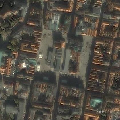 5 лет спутникам на Яндекс.Картах