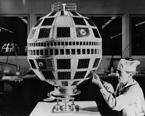 50 лет назад был запущен Telstar