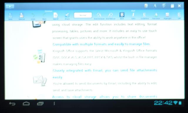 Планшеты / Обзор планшета Ainol Novo7 Aurora