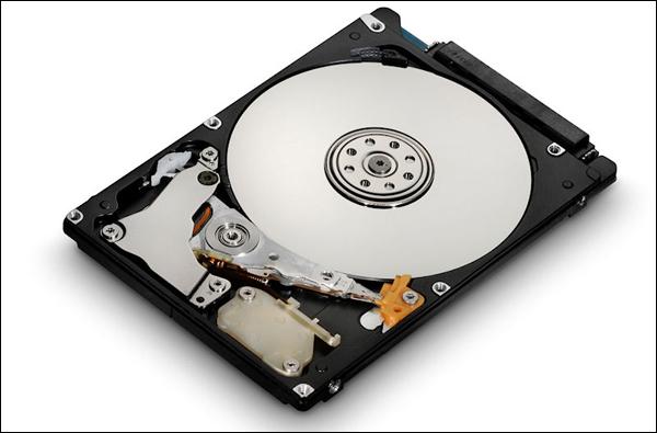 Железо / Hitachi выпустила 7 мм жесткий диск