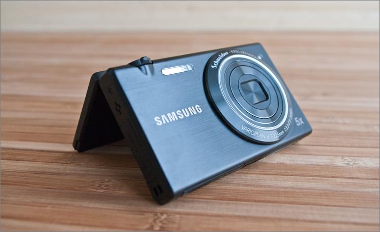 Блог компании Samsung / Обзор фотоаппарата Samsung MV800