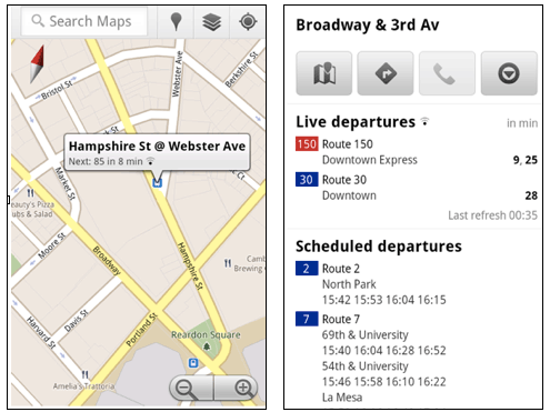 Data Mining / Google Transit: тихая революция в общественном транспорте