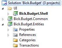 Windows Phone / [Из песочницы] Разрабатываем «Домашний бюджет». Часть 1