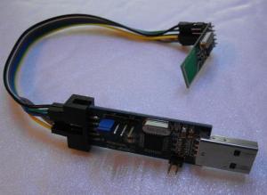 Устройство nRF24L01-USB