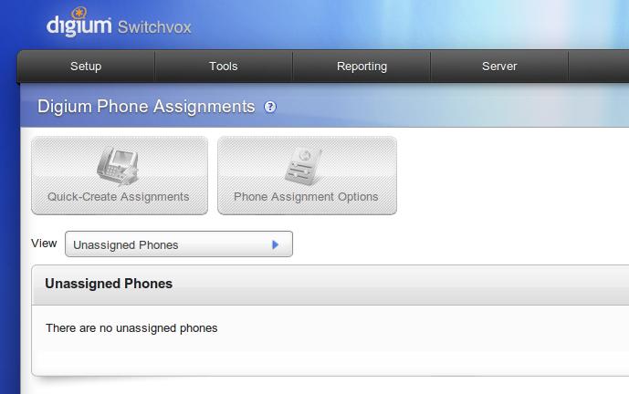 IP телефония / Обновление Digium Switchvox до версии 5.5