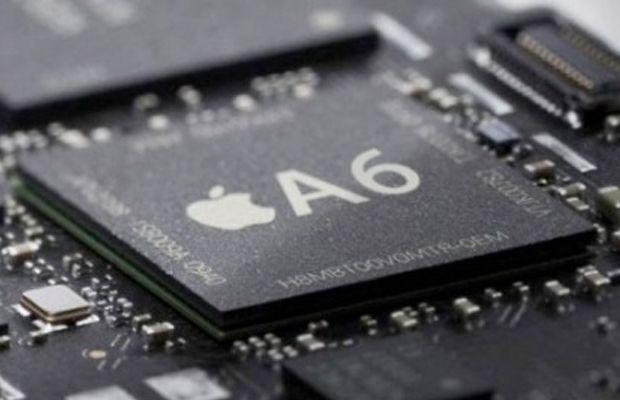 Началось производство процессоров Apple A6