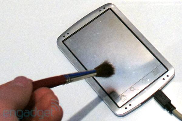 Железо / Компания Neonode представила новый тип сенсорного дисплея