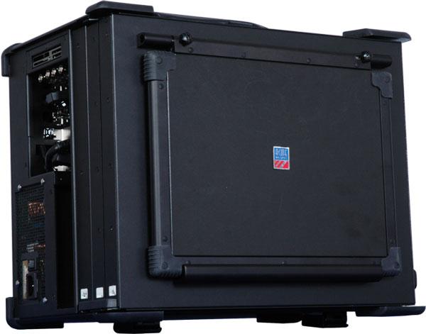 ACME Portable Computer FlexPACIII — мобильный командный центр с тремя экранами