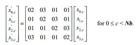 AES-128  Детали и реализация на python
