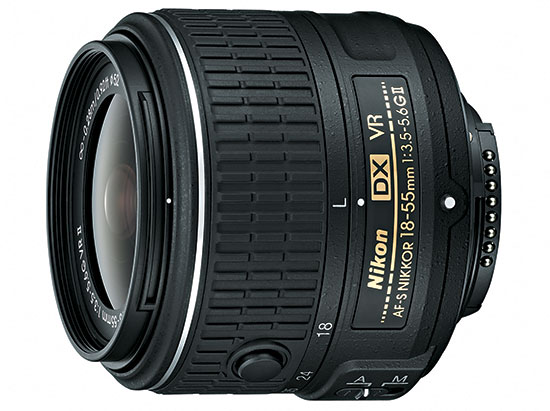 Продажи объектива AF-S DX Nikkor 18–55mm f/3.5–5.6G VR должны начаться в феврале, по цене $250