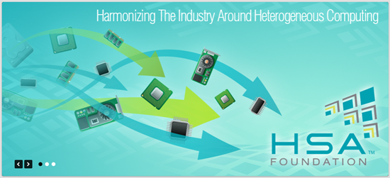 AMD, ARM и Texas Instruments объединяют усилия в создании единой платформы гетерогенных вычислений