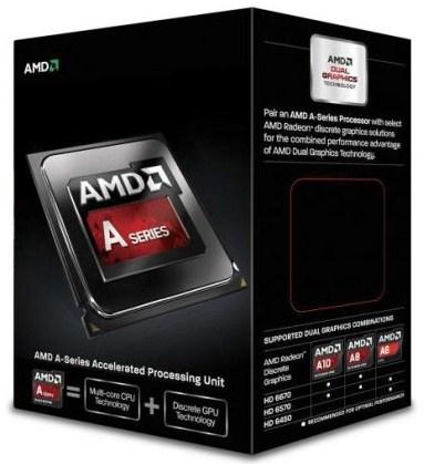 AMD Richland A10-6700T и A8-6500T