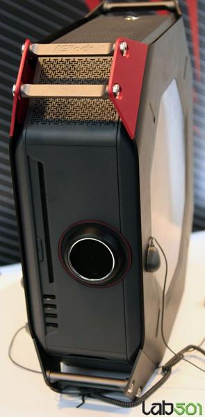 Мини-ПК на базе ASRock Z87E-ITX