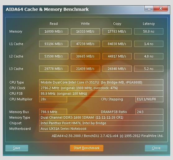 ASUS Zenbook Prime UX31A — обзор второй попытки создания идеального ультрабука