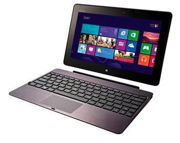 ASUS привезла на выставку IFA планшеты Vivo Tab и Vivo Tab RT с Windows 8