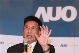 Президент AU Optronics Пол Пень