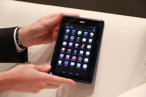 Acer анонсировал семейный планшет дешевле 150 долларов
