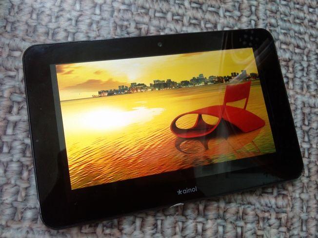 Ainol NOVO7 Aurora II — современный планшет по низкой цене