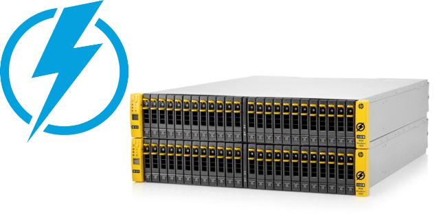 All flash массив HP и еще 10 больших изменений в системах хранения 3PAR
