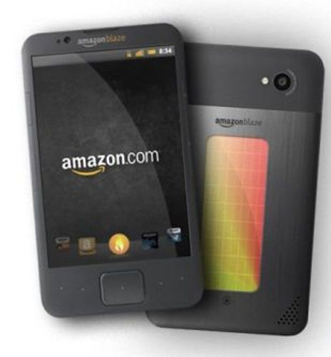 Amazon выпустит смартфон с экраном 3D