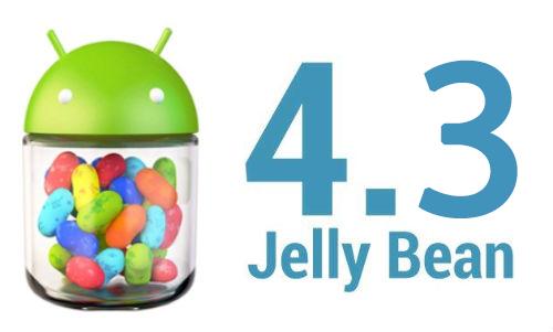 Android 4.3 для устройств серии Z