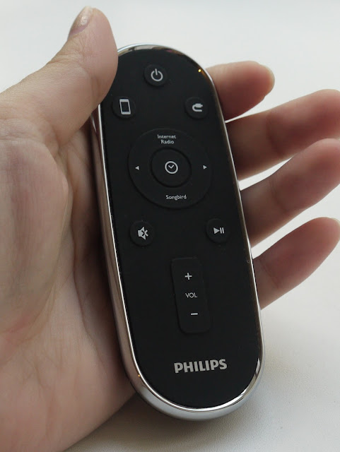 Android докстанция Philips Fidelio или аудиосистема для телефона