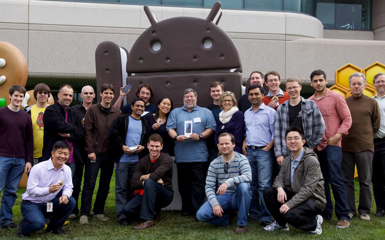 Android исполнилось четыре года