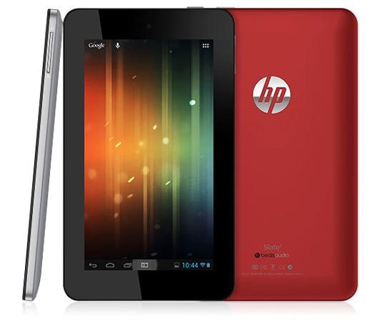 Android планшет от Hewlett Packard за $169