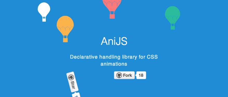 AniJS – библиотека для декларативного описания CSS анимации