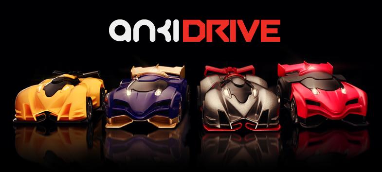 Anki Drive — продвинутый AI за 10 тысяч рублей!
