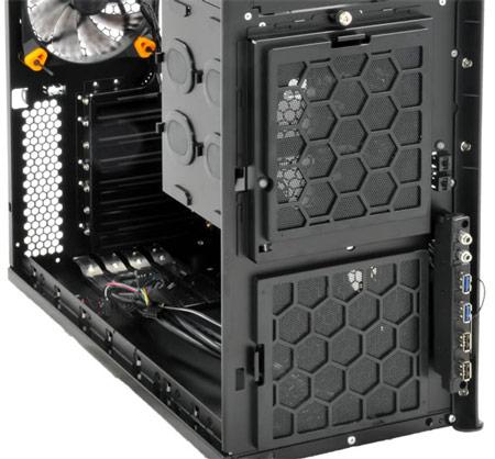 Antec готовит к выпуску корпус для ПК SOLO II-G