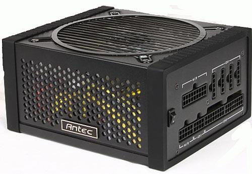 Блоки питания Antec EDGE соответствуют спецификации ATX12V 2.4