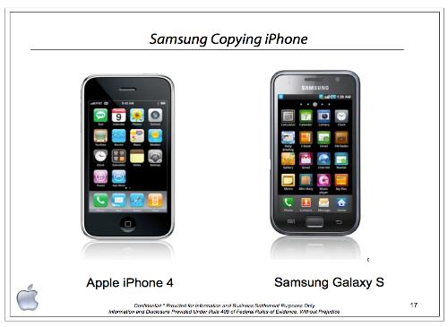 Apple предлагал Samsung купить лицензию на патенты по 30 долларов за смартфон