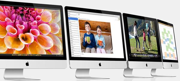 Новые Apple iMac