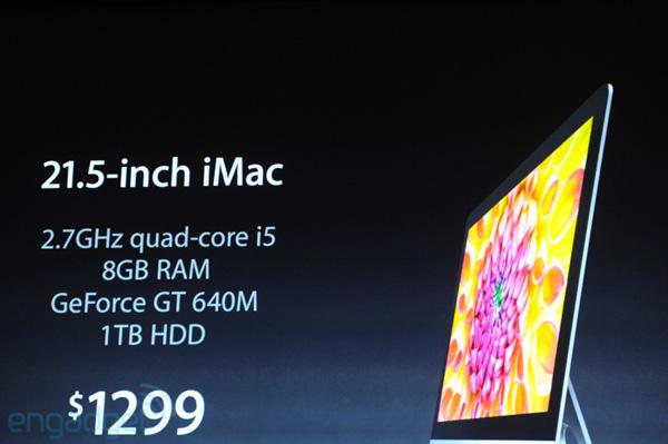Новый Apple iMac: цена