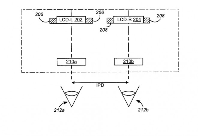 Apple зарегистрировала патент на технологию наголовного дисплея
