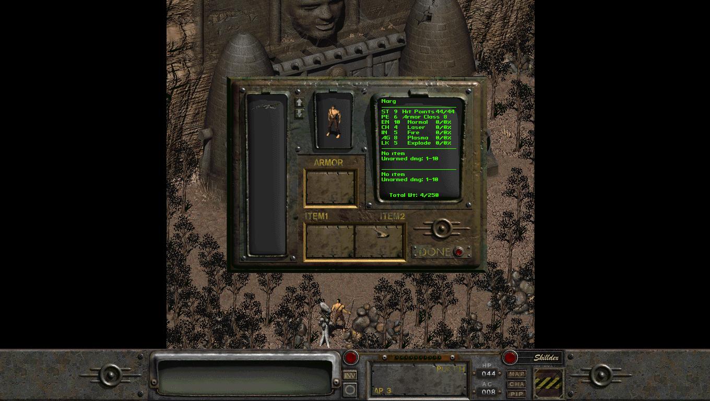 Arcanum и Fallout 2 с сенсорным экраном и стилусом в Windows 8