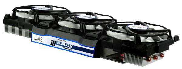Arctic готовит к выпуску охладитель для GPU Accelero Xtreme IV