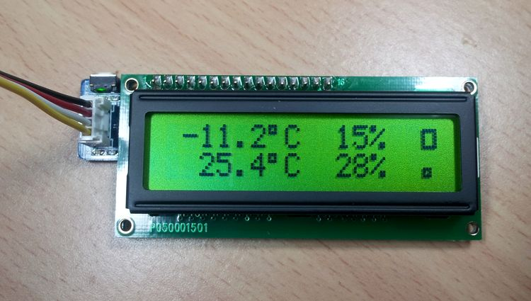 Arduino&Oregon или погодная станция своими руками