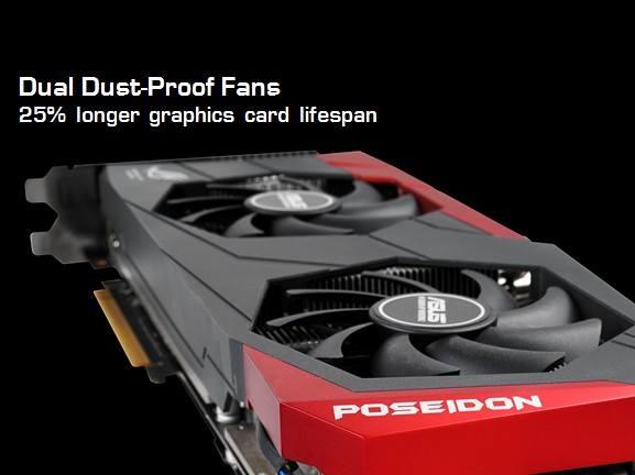 Asus Poseidon GeForce GTX 780 Ti