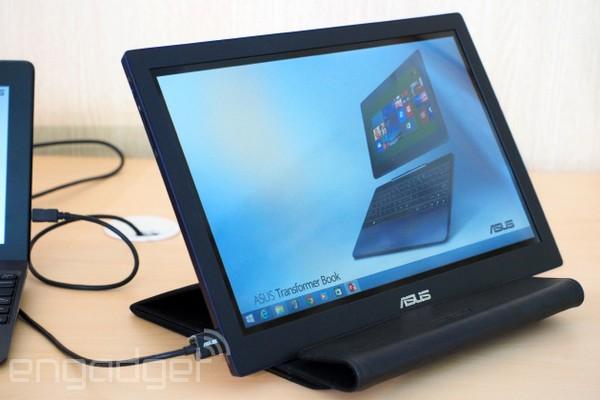 Asus монитор с USB