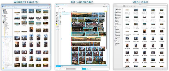 BITcommander — ваш следующий файловый менеджер
