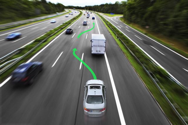 BMW делает ставку на беспилотные автомобили