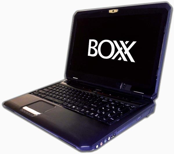 Основой мобильной рабочей станции GoBOXX 1920 служит процессор Intel Core i7 четвертого поколения