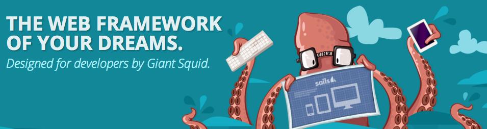 Backend фреймворк SailsJS + BackboneJS + MySQL