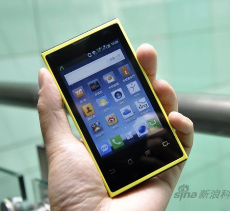 Baidu Changhong H5018 — «облакофон» с 300 ГБ памяти