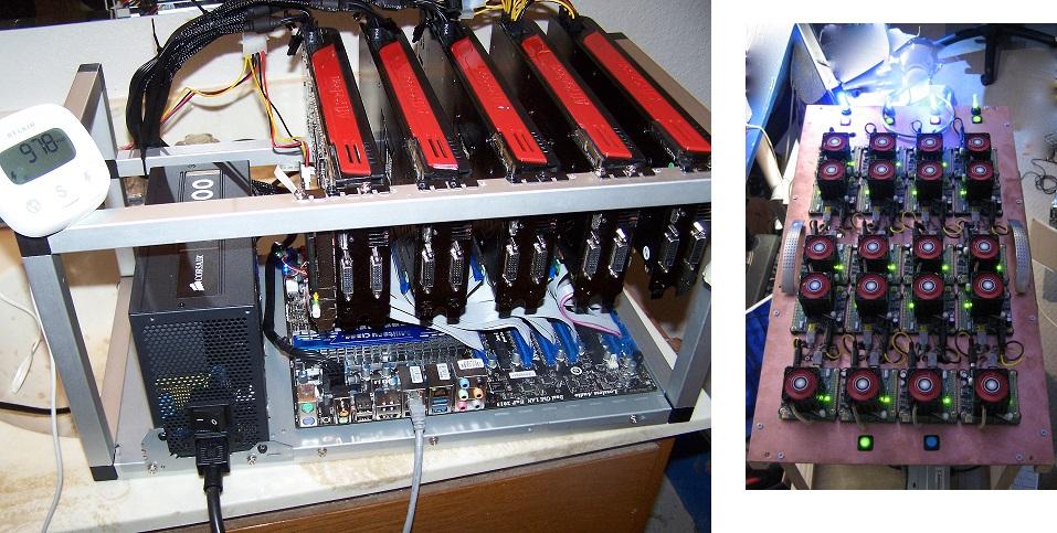 Bitcoin: история развития, от CPU до FPGA