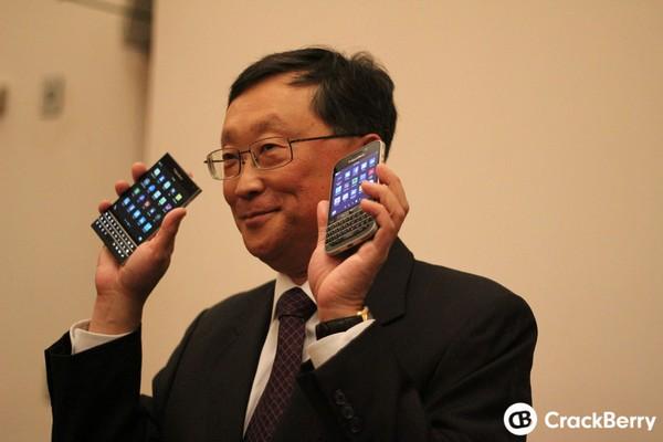 BlackBerry Passport и BlackBerry Classic