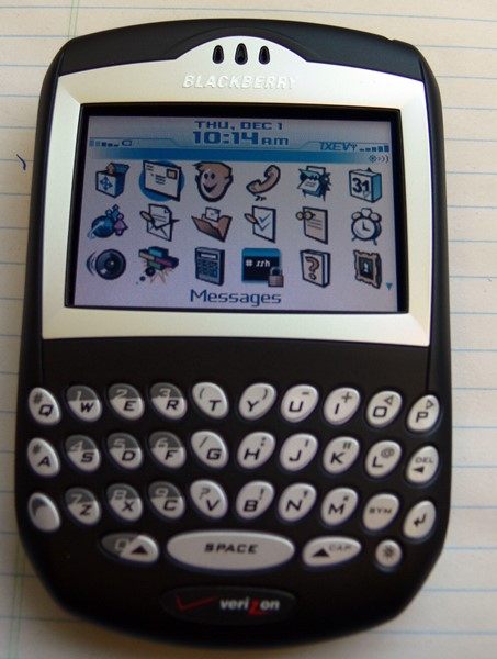 BlackBerry Foxconn